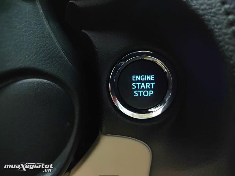 nút đề xe toyota vios 2021 facelift-muaxegiatot.vn